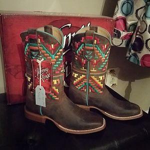 Johnny Ringo 8 1/2 Boot